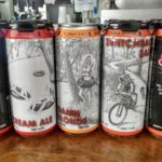 Salt Creek Beer Cans