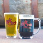 beer and mug brew